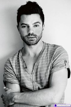Dominic Cooper: Willoughby (Sense & Sensibility), Howard Stark (Captain America), and Sky (Mama Mia!) just to name a few.