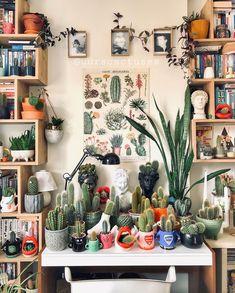 Room Ideas Bedroom, Dream Bedroom, Bedroom Decor, House Plants Decor, Plant Decor, Hippy Room, Cute Room Ideas, Indie Room, Green Rooms