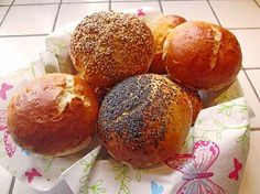 Glutenfreie Frühstücksbrötchen (Rezept mit Bild)   Chefkoch.de