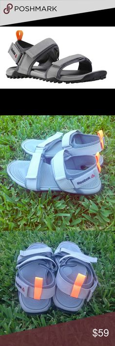 Reebok Trail Serpent IV Sport Sandals Men's size 7. Would fit a women's 8-9. I am 8.5 and they were a pretty good fit! Perfect condition! They have never been worn! Reebok Shoes Sandals