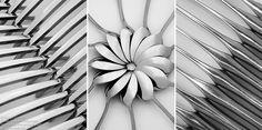 The Cutlery Set Triptych - Natalie Kinnear Photography - Print a