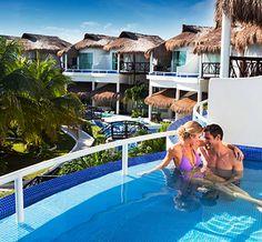 #Passion In Paradise at #El Dorado Casitas Royale. #All-Inclusive.