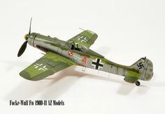 FW-190 D 1/72.