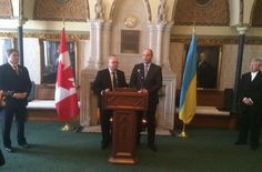 Kiev's national security and defense council secretary Andriy Parubiy was feted on visits to Ottawa and Washington. He came seeking more heavy weapons and funding than already provided. He orchestr...