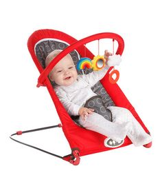 Love this Sit & Play Bouncer by Little Tikes on #zulily! #zulilyfinds