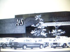 A & S at Paramus Park, Rt. 17 North ~ Currently Macy's