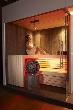 Sauna Heater, Sauna Design, Saunas, String Art, Around The Worlds, Loft, Wellness, Luxury, Furniture