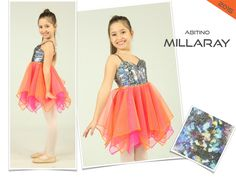 MILLARAY costume danza saggio