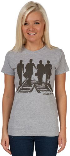 Tracks Stand By Me T-Shirt  Another great Stand By Me.  Shirt :) LOVE this