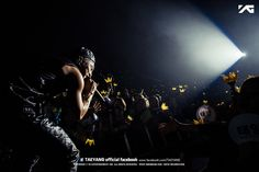 TAEYANG 2014 RISE CONCERT IN SEOUL x OLYMPIC HALL