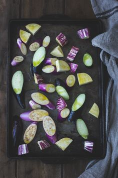 The Bojon Gourmet: Curried Roasted Eggplant with Smoked Cardamom and Coconut Milk