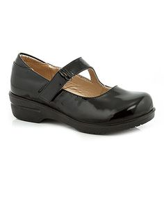 This Black Patent Monica Mary Jane is perfect! #zulilyfinds