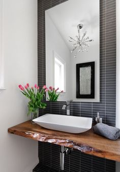Jodie Rosen Design via Houzz  just saying...you could easily make your own from reclaimed wood :)