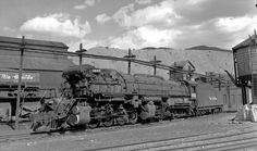 D and RGW Steam Logo, Grey Wallpaper Iphone, Colorado, Railroad History, Railroad Photography, Rail Car, Rolling Stock, Trains, Steam Engine
