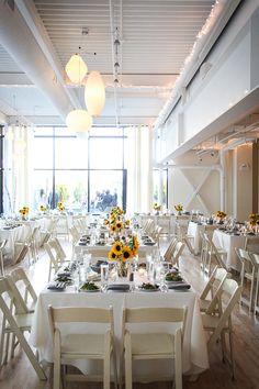 Wedding venue :: Greenhouse Loft