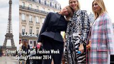 Paris Fashion Week – Spring/ Summer 2014