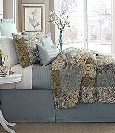 Villa by Noble Excellence Montebello Quilt Mini Set #Dillards