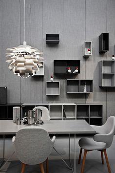 Danish Chromatism by Signe Byrdal Terenziani and GamFratesi during Milan Design Week 2013