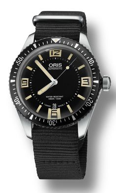 Basel 2015 - Oris Divers Sixty-Five