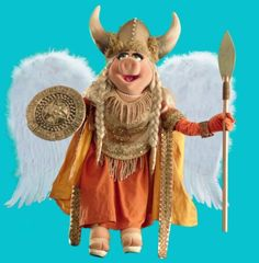 Viking Miss Piggy