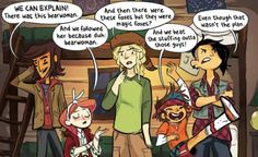 10 Comics That Absolutely Must Be TV Series, NOT Movies Lumberjanes