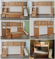 Triple Bunk Bed Build Merzke Custom Woodworking Boys Rooms In