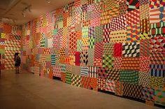 shine brite zamorano: collaborative art project