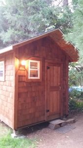 RMH for sauna cabin - success! (rocket mass heater forum at permies)