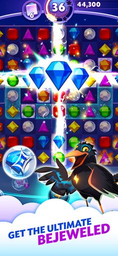 ‎Bejeweled Stars on the App Store App Store, Ipod Touch, Ipad, Iphone, My Favorite Things, Stars, Sterne, Star