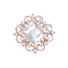 Feminine and delicate, our Rose Gold Rhinestone Collection is one of our most popular. Perfect for your wedding, bridal shower, graduation or any special event. Get your Rose Gold Wedding Supplies today. Gold And Silver Rings, Wedding Rings Rose Gold, Bling Wedding, Rhinestone Wedding, Gold Rhinestone, Gold Filigree, Rustic Wedding, Wedding Stuff, Wedding Flowers