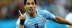 Foto: Luis Suárez - Uruguai - Copa do Mundo de 2014 (AP)