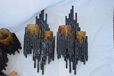 Brutalist Marcello Fantoni Murano Gothic 3 Lampen Set Lampadario Chandelier Brutalismus Design Architecture, € 2.800,- (9020 Klagenfurt) - willhaben Gothic 3, Klagenfurt, Brutalist, Architecture Design, Chandelier, Architecture Layout, Candelabra, Chandeliers, Candle Holders