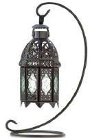 MoroccanTable Lantern $16
