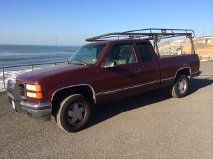 1997 GMC Sierra 1500 with backseat, PB, PS, bedliner, clean title, PW, 167,000 miles purchased from #Police Impound Auction.#stevescars.com #paducah#ky