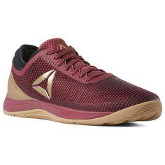 42e5efde0 Reebok Shoes Men s CrossFit Nano 8 Flexweave® in Meteor Red Black Rbk Brass  Size 10 - Training Shoes
