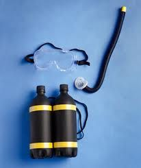 Ocean Dramatic Play : deep sea diver oxygen cylinders - Google Search