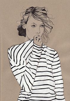 Daphne van der Heuvel illustrations