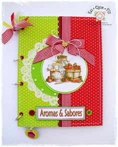 Livro de Receitas Aromas