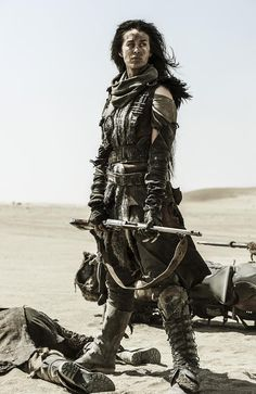 Post-Apocalyptic Fashion | bitch-media: The women of Mad Max. New film Mad...