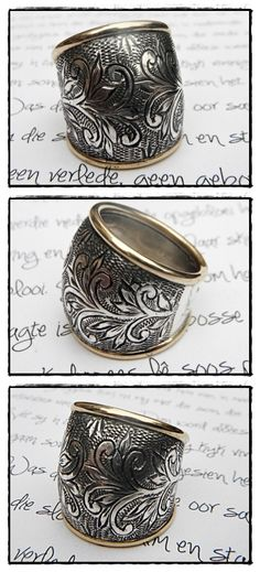 Rings Ideas : Handmade by Susan Roos Juwele Latest Jewellery Trends, Jewelry Trends, Jewelry Ideas, Jewelry Box, Jewelery, Trendy Necklaces, Diamond Are A Girls Best Friend, Ring Necklace, Wedding Accessories