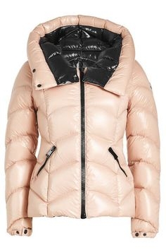 MONCLER Quilted Down Jacket. #moncler #cloth #