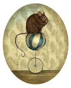 Circus Mouse...