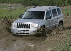 2007 Jeep Patriot UK Version