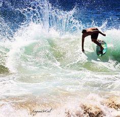 skimboarding, skimming, skimboard, beach, island, water, tropical, tropics, warm ocean, sea shore, sea, salt life, salty, salt water, sand, surf culture, waves, shore break, #skimboarding #skimboard
