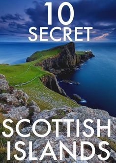 10 Secret Scottish Islands That Every Traveller Must Visit. Scotland is just amazing and always worth a visit!