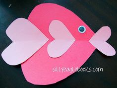 We Heart Crafts! 20 Easy-Peasy Valentine's Day Crafts for Kids
