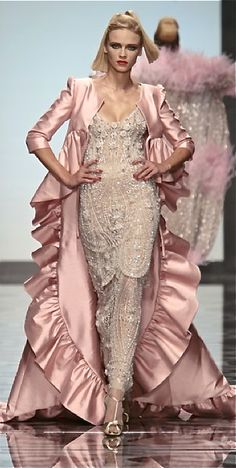 I would wear this to The Met. Or maybe a farmer's market. Or maybe bowling. Valentino