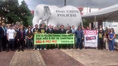 FENAPEF - Agentes Federais do país dizem #NãoPEC412