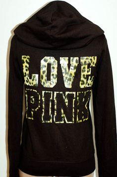 Victoria's Secret Hoodie | Clothes & Shoes | Pinterest | I love ...