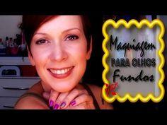 Maquiagem para Olhos Fundos por Renata Nicolau